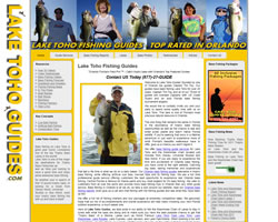 Lake Toho Guides